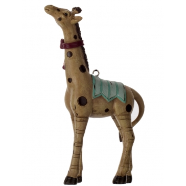 Ёлочное украшение «Жираф»