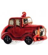 Ёлочная игрушка «Автомобиль»