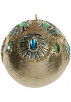 Елочный шар «Павлин»