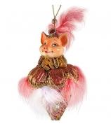 Елочное украшение «Нарядная Свинка»