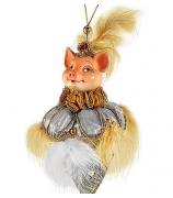 Елочное украшение «Элегантная Свинка»