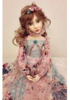 Кукла «Полечка», авт. Т.Устинкина