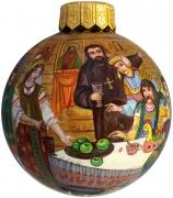 Ёлочный шар «Жених», Худ. Р.Шемякина