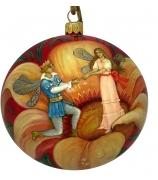 Ёлочный шар «Дюймовочка», Худ. М.Чернова