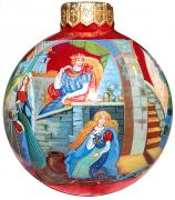 Ёлочный шар «Золушка», худ. Латышева