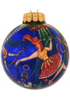 Ёлочный шар «Цирк», Худ. Р.Шемякина