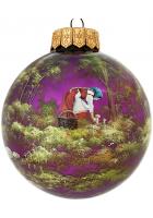 Ёлочный шар «По грибы», Худ. Сомов