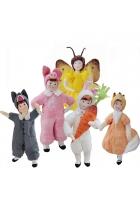 Набор ёлочных игрушек «Детский сад»
