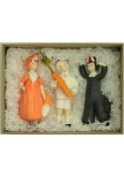 Набор ёлочных игрушек «Новогодний утренник»
