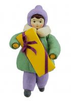 Елочная игрушка «Новогодний подарок»