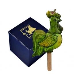 Елочная игрушка «Сахарный петушок»